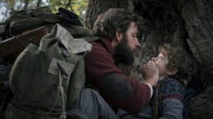 A Quiet Place is a 2018 American horror film directed by John Krasinski,