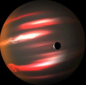 TrES-4b is 0.919 times as big as Jupiter