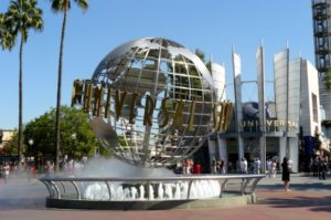 Universal Studios Hollywood is a film studio and theme park