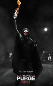 The First Purge is an upcoming American dystopian action horror film directed by Gerard McMurray