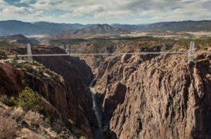 bridge remains the highest bridge in the United States