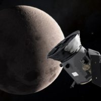 NASA's Newest Planet Hunter TESS Snaps Its First Test Image
