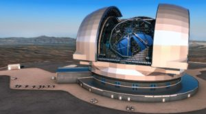 The ELT will be the largest optical/near-infrared telescope in the world