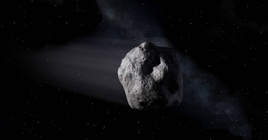 Asteroid 2018 LA Has Just Been Discovered by NASA