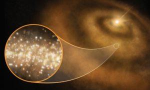 Nanodiamonds Explain Mysterious Source of Milky Way Microwaves