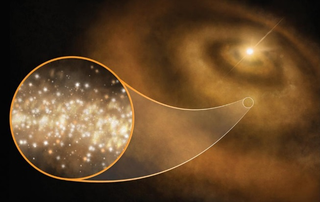 Nanodiamonds Explain Mysterious Source of Milky Way Microwaves