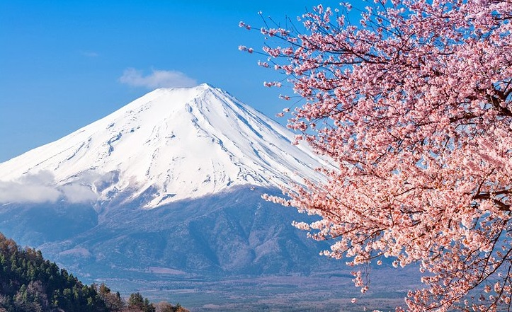 This Fantastic View Shows How Beautiful Mount Fuji