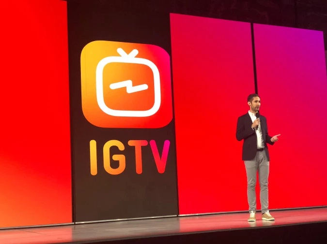 Now is Available Instagram IGTV Video Service, 1-hour Video Uploads