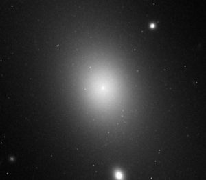 IC 1101 is the largest galaxy in the Universe