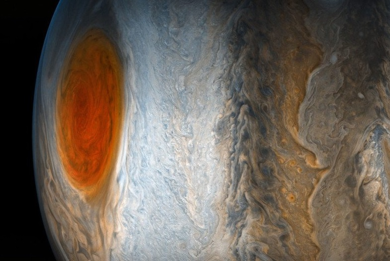One of the Premier NASA's Telescope to Target Jupiter's Great Red Spot