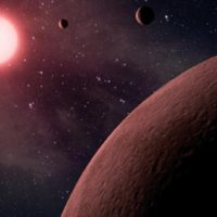 Possible Signs of Water Found in WASP-127b Exoplanet