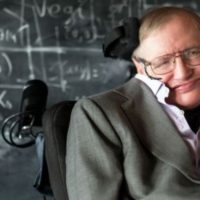 Voice of Stephen Hawking Was Sent into Space