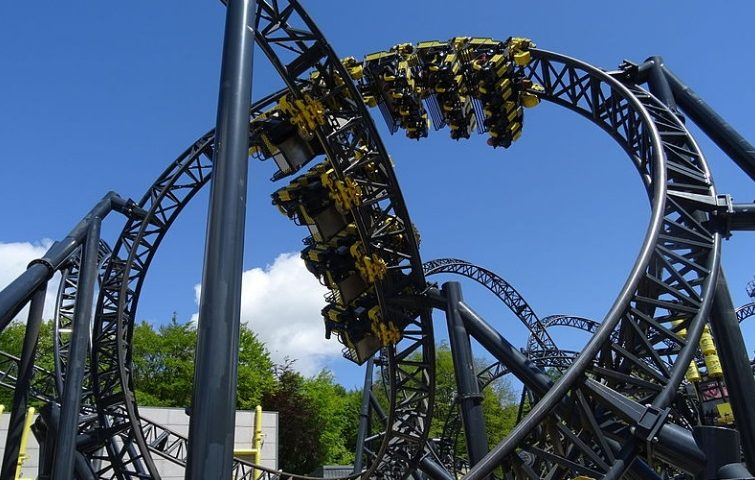 Which Is the Most Dangerous Steel Roller Coaster of the World?