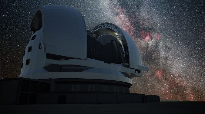 Extremely Large Telescope (ELT) gathers 13 times more light than other Telescopes