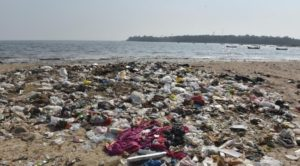 it is also considered one of the dirtiest beach of the world