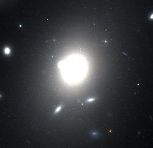ESO 444-46 is a giant elliptical galaxy