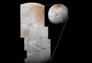 The little moon is so big that Pluto and Charon are sometimes referred to as a double dwarf planet system.