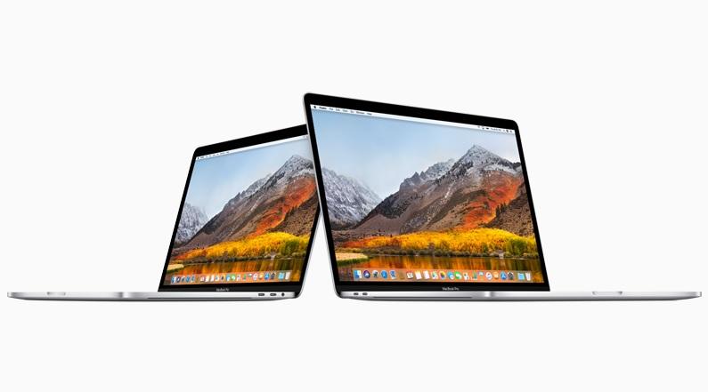 The Biggest Update in Years Apple MacBook Pro 2018 Models