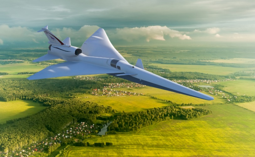 NASA Is About to Test Quiet Supersonic Technology Over Texas