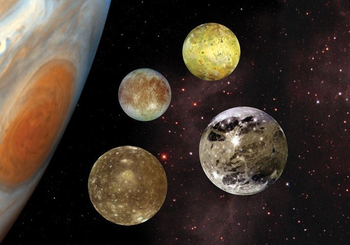 12 New Jupiter Moons Has Been Discovered Orbiting the Giant Planet