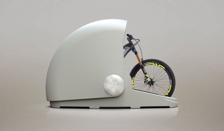 Alpen Bike Capsule Will Be Your Bike's New Home