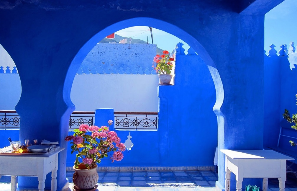 Have You Ever Been to Blue City? All You Need to Know About Morocco Blue City