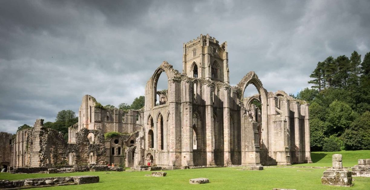 Fountains Abbey, England