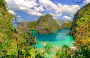 Palawan is the largest island in the Palawan Province