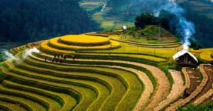 Yen Bai province, is one of most attractive destinations of all
