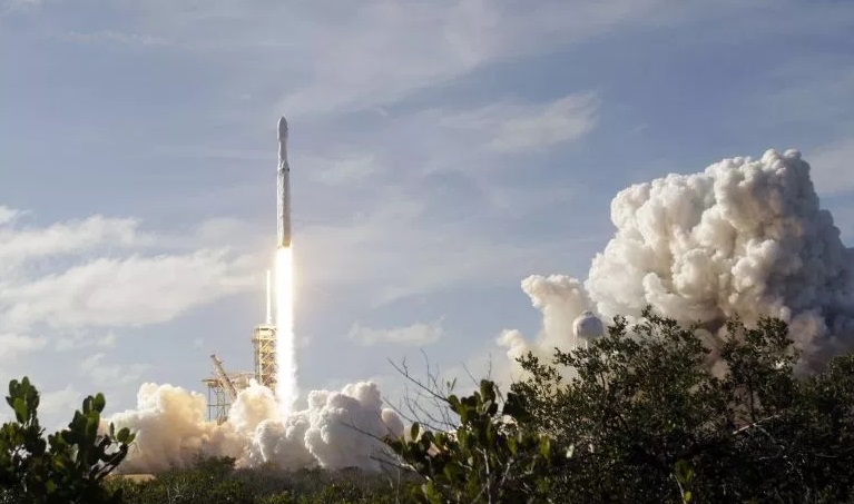 SpaceX Has Just Launched Its Reusable Block 5 Rocket