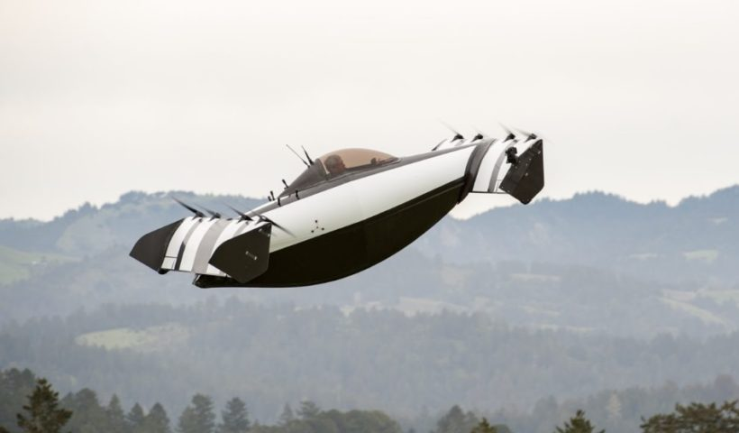 The BlackFly Is a Flying Car that Is Not Required Any Special Skills