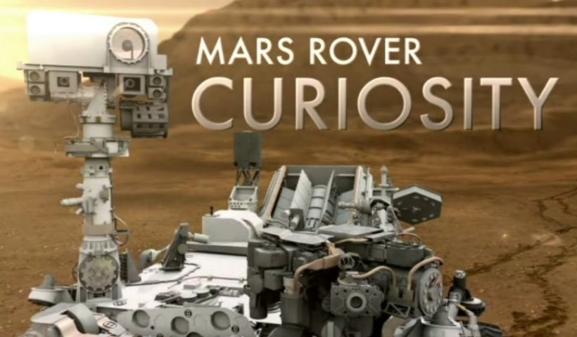 Top 10 Facts about Mars Curiosity Rover
