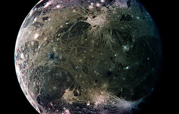 Top 10 facts about Largest Moon Ganymede