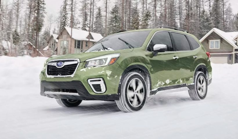 The 2019 Subaru Forester Has Arrived with the Price of $24,295