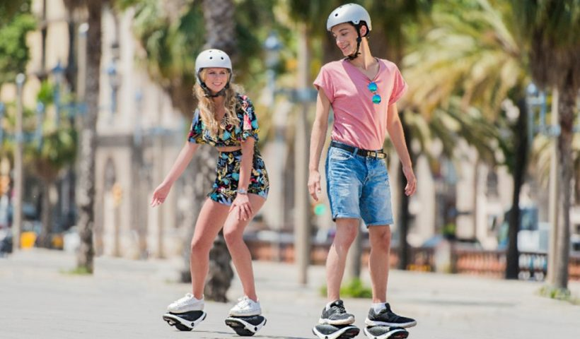 Segway Drift W1 Is a New, Comfortable Self-Balancing Roller Shoes