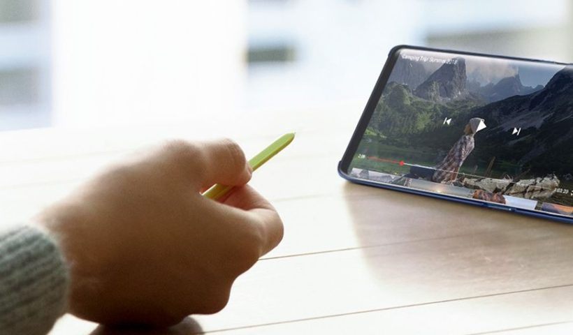 Galaxy Note 9 Is Coming with S Pen Remote Control