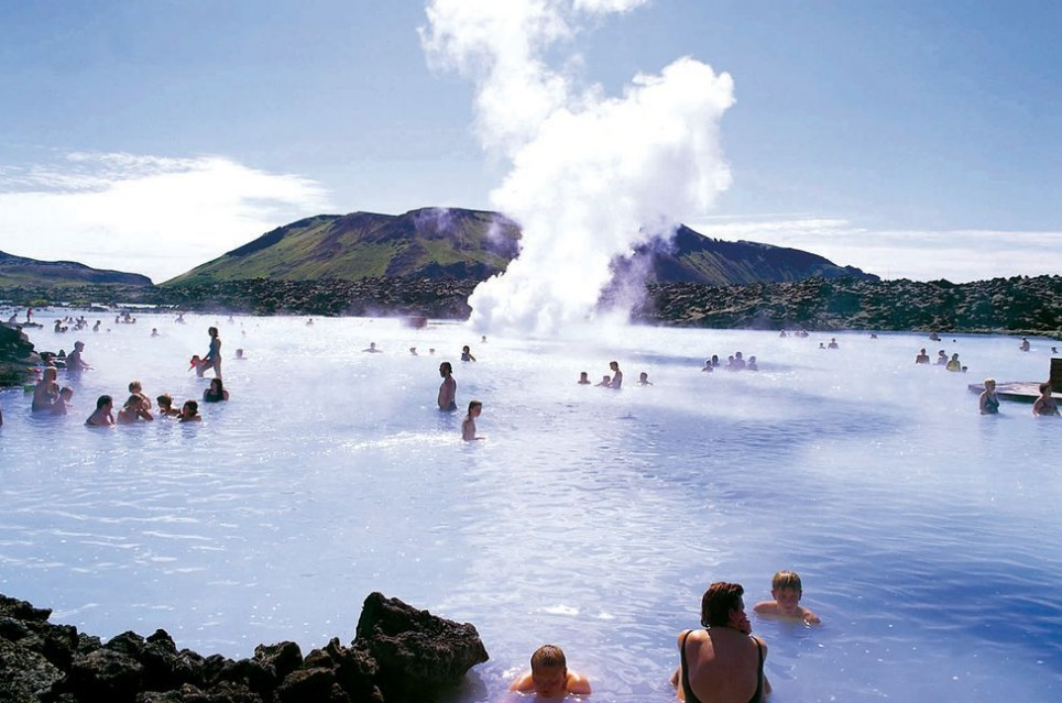 Blue Lagoon is one of Iceland's most visited attractions