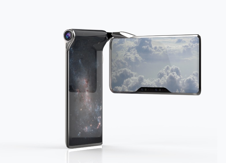 HubblePhone Futuristic Device Will Come to Reality in 2020