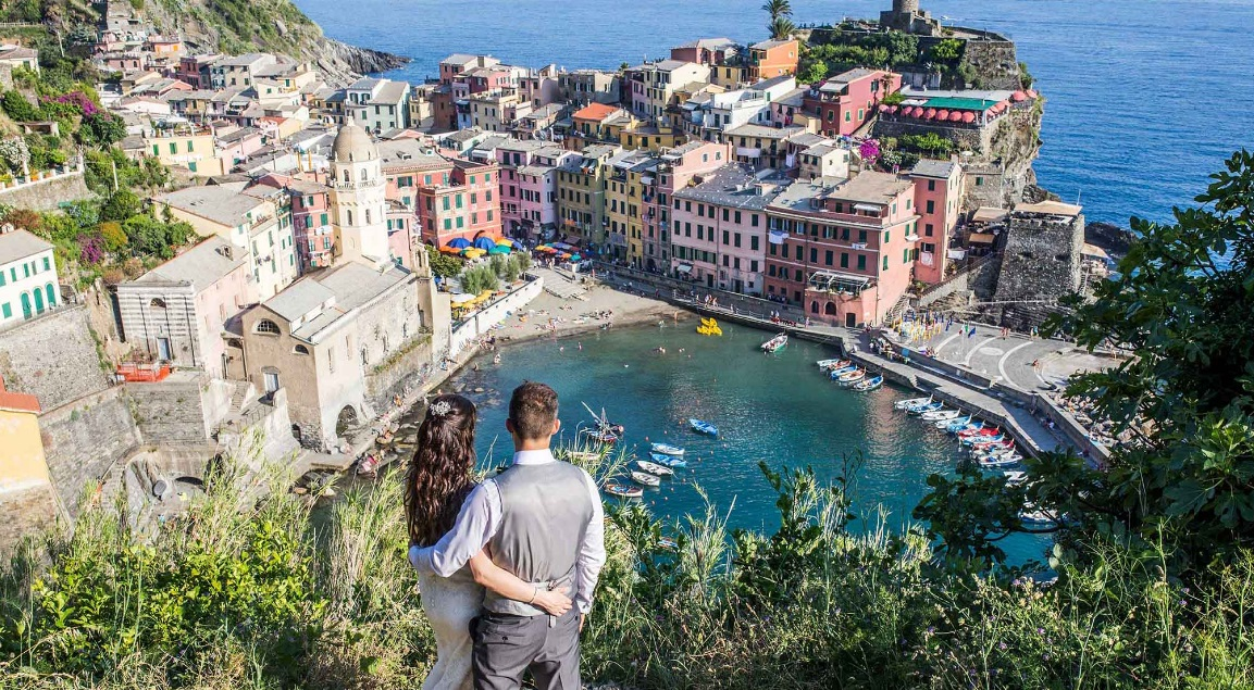 Cinque Terre Italian 5 Places to Visit for Tourists