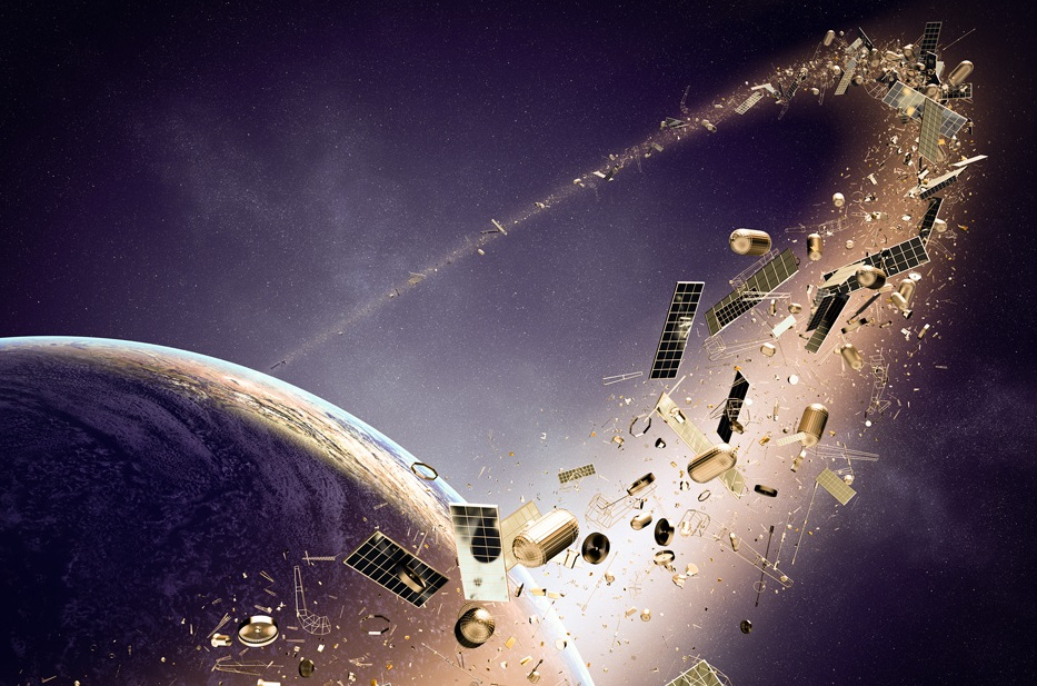 RemoveDebris Mission Will Help to Get Rid of Space Junk