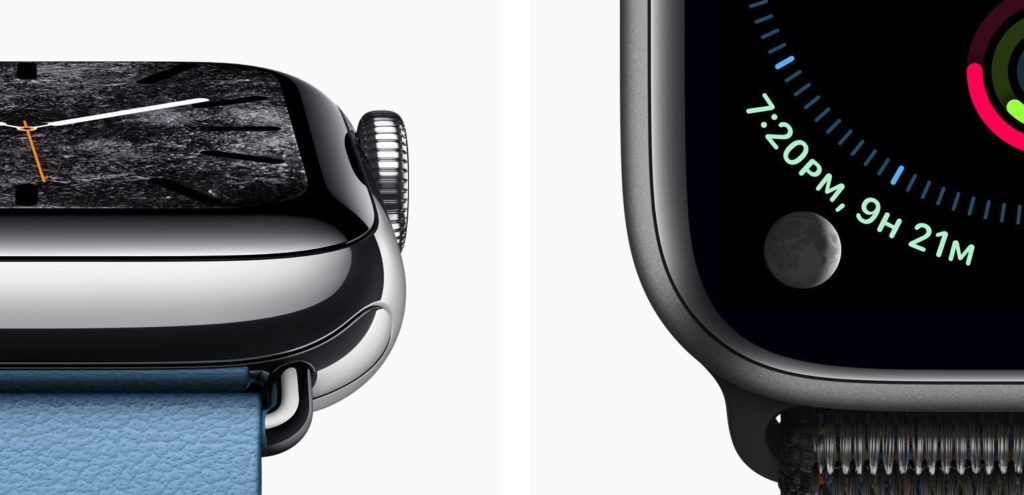 The smartwatch Apple Watch Series 4 will be 15 % larger and have a thinner design with smaller bezels compared to the existing model