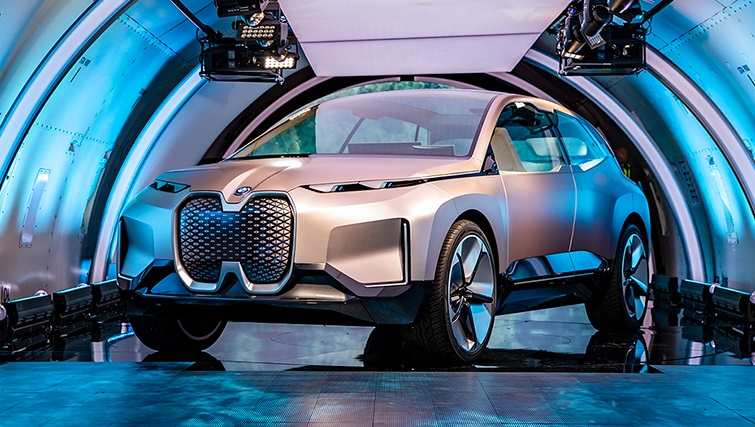 BMW iNEXT Concept Crossover Has Been Revealed