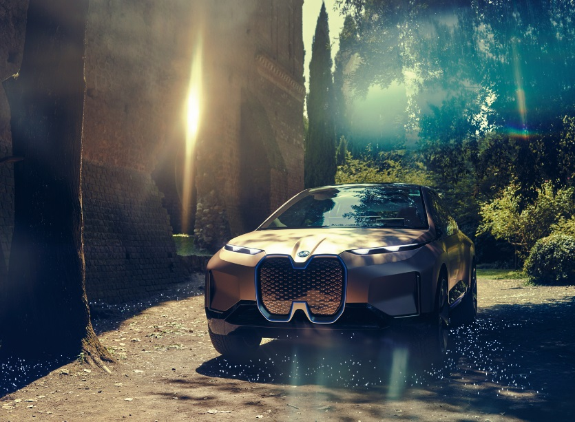 BMW iNext would be competitor in the segment