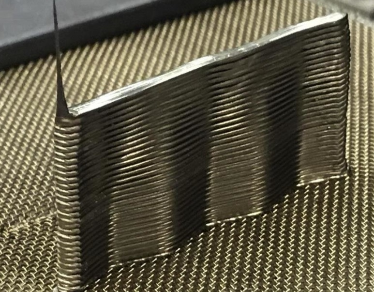 It Is Created 3D Printer for Metal