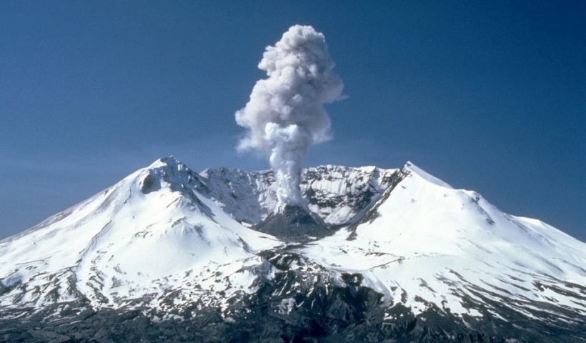 Mount St Helens One of the Most Dangerous Volcanoes Isn't Where It Should Be