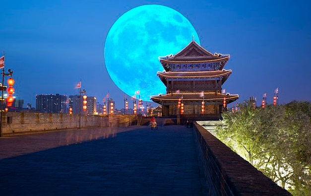 Soon We Will Meet New Artificial Moon from China