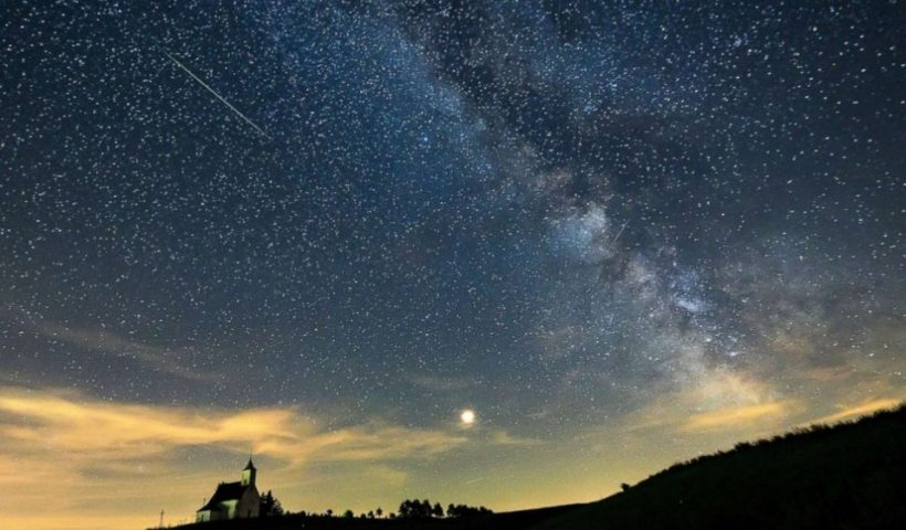 The Orionid Meteor Shower 2018 Is Coming This Week