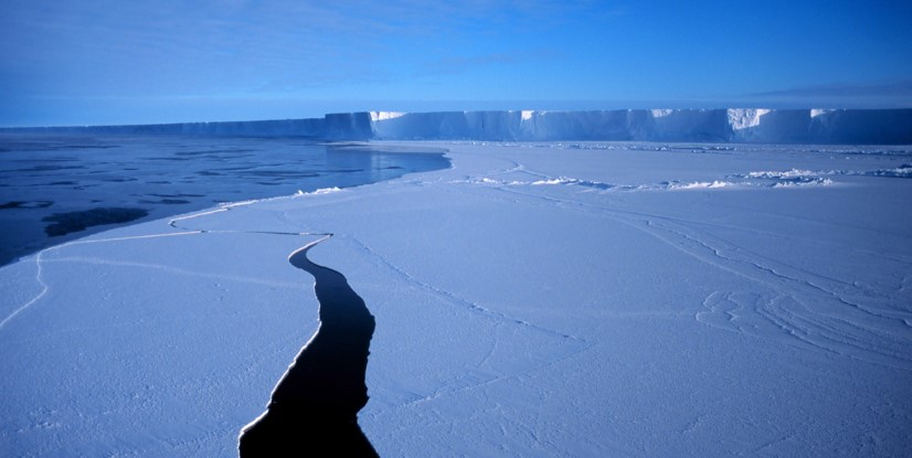Antarctic Ross Ice shelf Is Singing – What Has Happened?