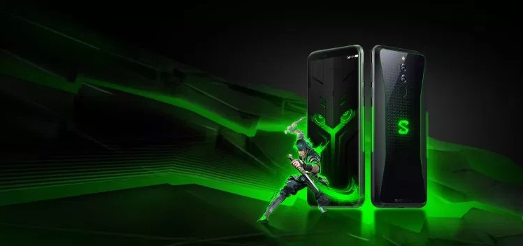 World's First 10GB RAM Smartphone Xiaomi Black Shark Helo Is Here