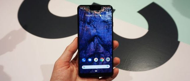 The Google Pixel 3 XL has big-screen, powerful camera phone combination